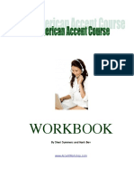 American Accent Work Book