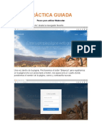 Webnode Pract Guiada