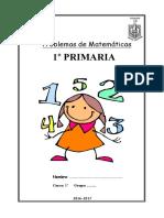 1º E. P Cuadernillo Problemas 16 - 17