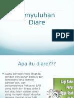 presentasi diare