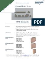 Technical Data Sheet MAS Element Z-Block (1)