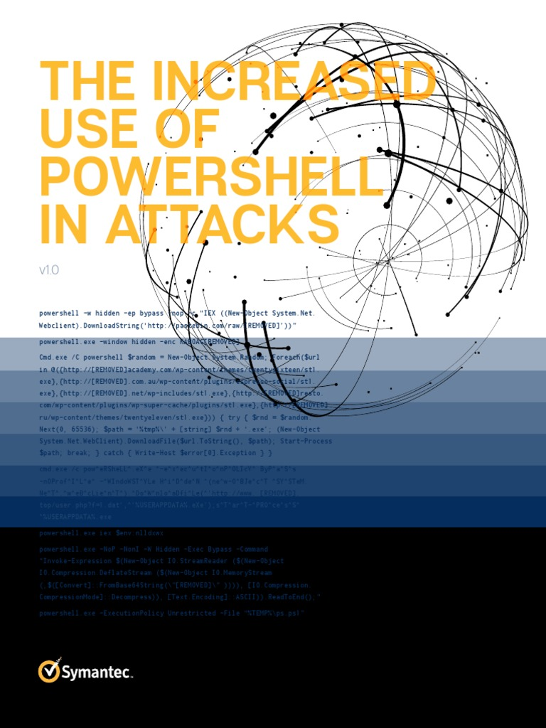 Increased Use of Powershell in Attacks 16 En | Malware