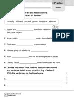Print English Assessment 1