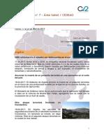 Boletín OSINT nº 7   – Área Sahel / CEDEAO