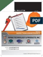 Inspection&Maintenance