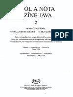 SZÓL a NÓTA Szine Java 2 (2)