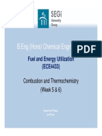 Fuel and Energy Utilization (ECE4433) (Wk 5 & 6- Combustion & Thermochemistry Calculation).pdf