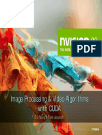 NVISION08-Image Processing and Video With CUDA