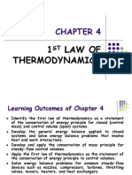 Chapter 4Chapter4 1st Law of Thermodynamics