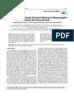 GRA for Multi Attribute Decision Making in Neutrosophic Cubic Set Environment