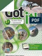 GOT IT  1B Student Book & Workbook(OXFORD  8° Básico)