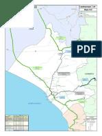 mapa vial lambayeque