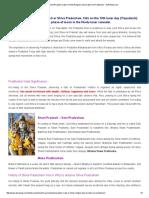 Shiva Pradosham_Pradosh Vrata in Hindu Religion_ Why to Observe Pradosham - AstroPeep