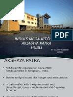 India's Mega Kitchen