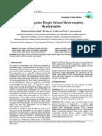 Regular Bipolar Single Valued Neutrosophic Hypergraphs