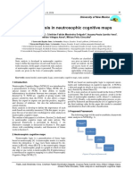 Static analysis in neutrosophic cognitive maps