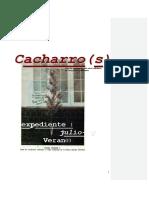 Revista Cacharro(s) 1 Cuba