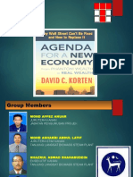 Agenda for a New Economy-Updated 22-04-14