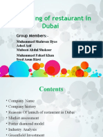 Launching of Restaurant in Dubai (2)