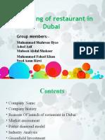 Launching of Restaurant in Dubai (2)
