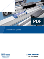 Thomson Linear Motion Systems Catalog