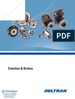 Thomson Clutches & Brakes Catalog