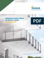 Isolamento Termico Efficace Per Balconi a Sbalzo[3698]
