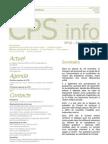 CPS Info No10-Décembre 2009