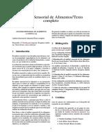 Análisis Sensorial de Alimentos2FTexto Completo