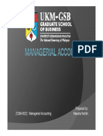 00. Module 1 Business Environment and Managerial Accounting