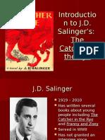 Catcher-Salinger Intro PPT.ppt