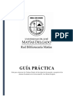 Guía Para Estructurar Los Trabajos Finales-2015 Act 2016