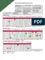 Kalender Akademik 2016 itenas
