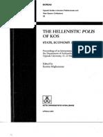 THE HELLENISTIC POLIS OF KOS.pdf
