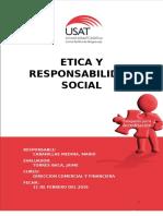 Etica y Responsabilidad Social Castañeda