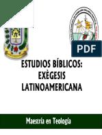 Clase 10 Hermeneutica Latinoamericana