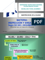 2 - Inspección y Ensayos