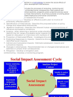 Sia – Social Impact Assessment
