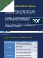Proceso Implementación NIF