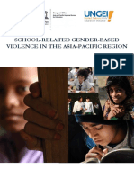 School Gender Based Violance