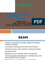 Structural Element - Beam.ppt