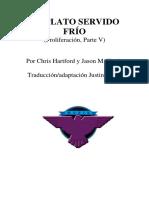 mechwarrior battletech libro spanish proliferacion 5 - un plato servido frio.pdf