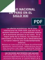 Atraso Nacional de Perú en El Siglo Xxi
