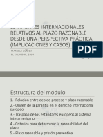 PPT_MarcelaZuniga_Estandaresinternacionalesrelativosalplazorazonable