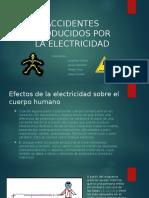 Accidentes Producidos Por La Electricidad