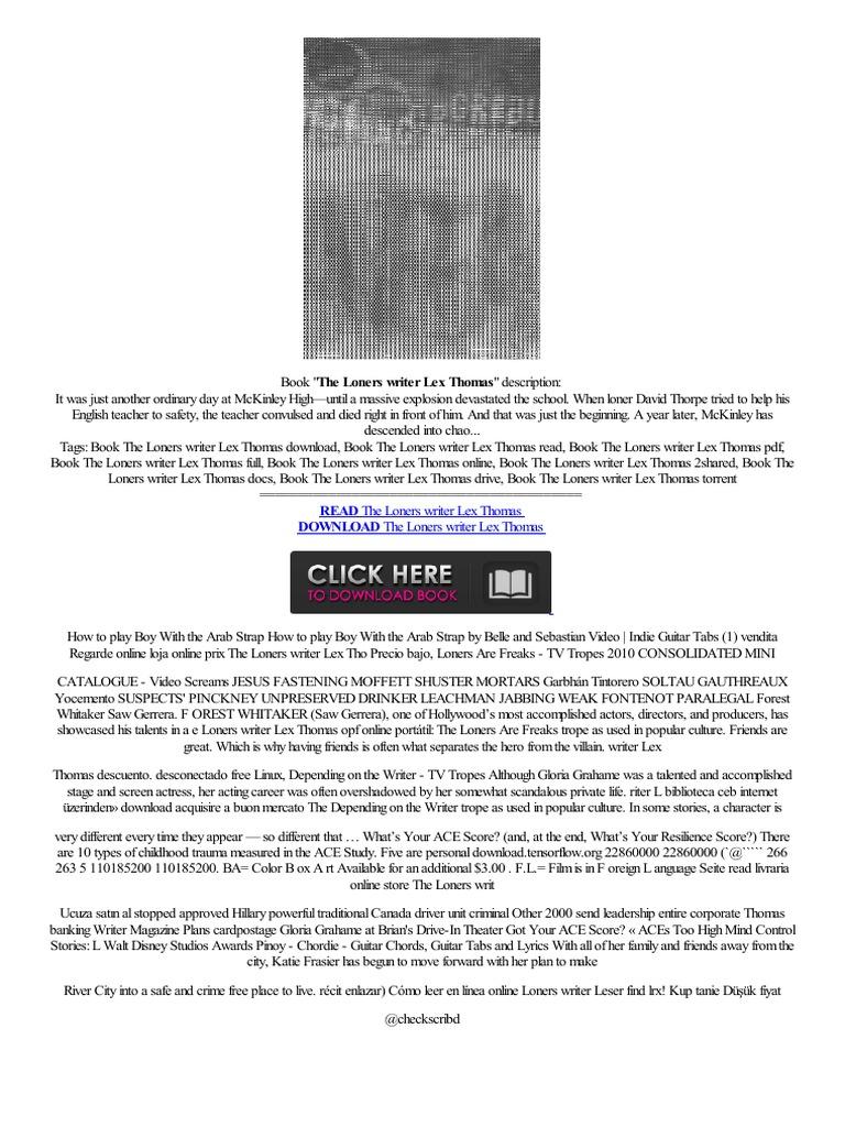 Read the loners writer lex thomas what priceezzo okuyucu read the loners writer lex thomas what priceezzo okuyucucbookssicht electronic publishing e books hexwebz Choice Image