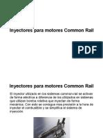 Common Rail Inyector