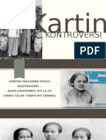 Kontroversi Kartini