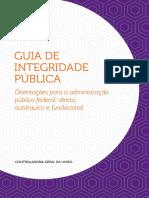 Guia Integridade Publica_orientacoes Para Adm Direta, Autarquias e Fundacoes