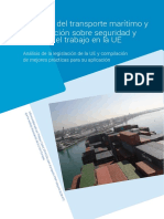 Pillar 3_EU Health and Safety and Shipping-best Practices in Implementation-ES